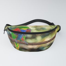 The honey parrot Fanny Pack