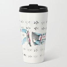 Sliced Travel Mug