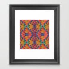 Pattern No. 17 Framed Art Print