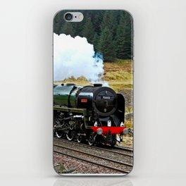 70000 Britannia iPhone Skin