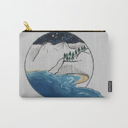 Sea Loch Carry-All Pouch