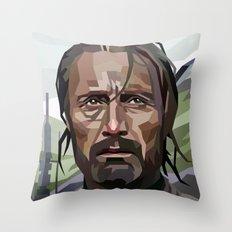 SW#76 Throw Pillow