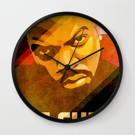 Ice Cube Wall Clock