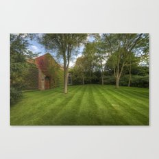 Summer Lines Canvas Print