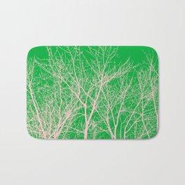 Bare Green Bath Mat