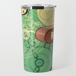 TIC TAC TIME Travel Mug