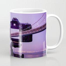 Bay Bridge Capture Coffee Mug