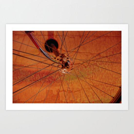 Hot Wheels Art Print