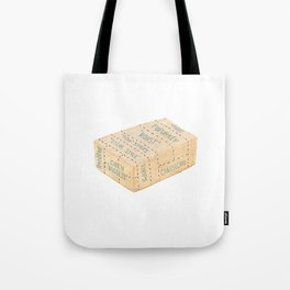 Tofu Cuts Tote Bag