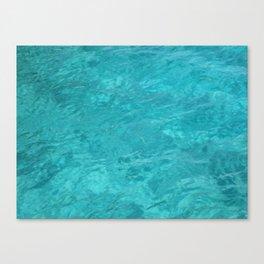 Turks and Caicos Canvas Print