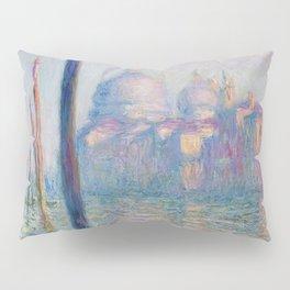 Le Grand Canal by Claude Monet Pillow Sham
