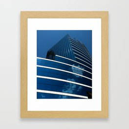 Bridgewater Place, Grand Rapids Framed Art Print