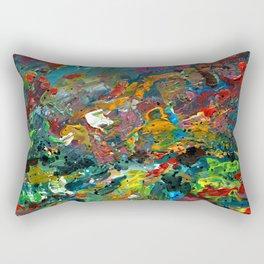 MUHU IMPRESSION II Rectangular Pillow