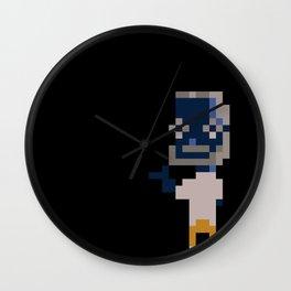8 BIT STEVE JOBS Wall Clock