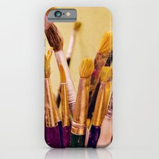 Paintbrushes Slim Case iPhone 6s