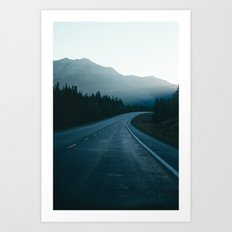 Kananaskis Country Art Print