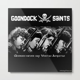 GOONDOCK SAINTS Metal Print