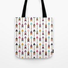 Bohemian Arrows-Pattern Tote Bag