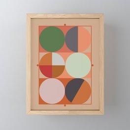 'Joy'metric /Joy Framed Mini Art Print