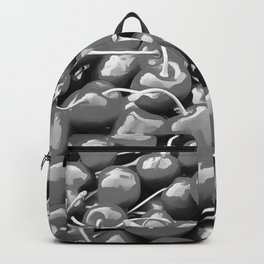 cherries pattern reacbw Backpack