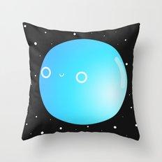 Uranus Throw Pillow