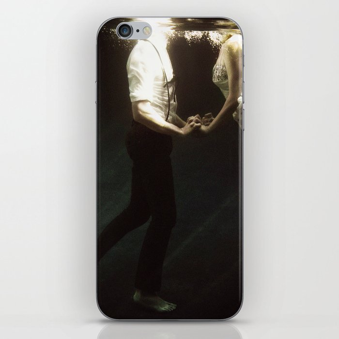 abyss of the disheartened VII iPhone Skin