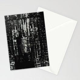 City lights Night Stationery Cards