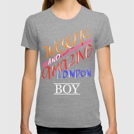 London England Awesome Amazing London Boy Gift T-shirt