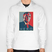 hero Hoodies featuring Hero by Skylofts Merch