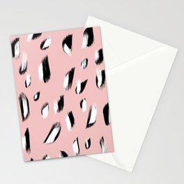 Leo Print Stationery Cards