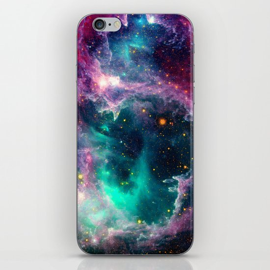 Pillars of Star Formation iPhone & iPod Skin