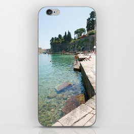 Greece Paradise iPhone Skin