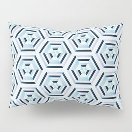 Kaleidoscope Ocean Pillow Sham