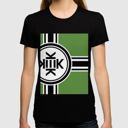 Kekistan flag for kekistani citizens facing normie opression T-shirt