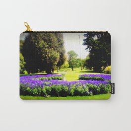 When the World wearies, there is always the Garden! Carry-All Pouch