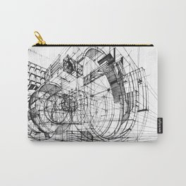 Architecture Fantasy 00347 Carry-All Pouch