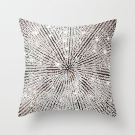 Chandelier Throw Pillow