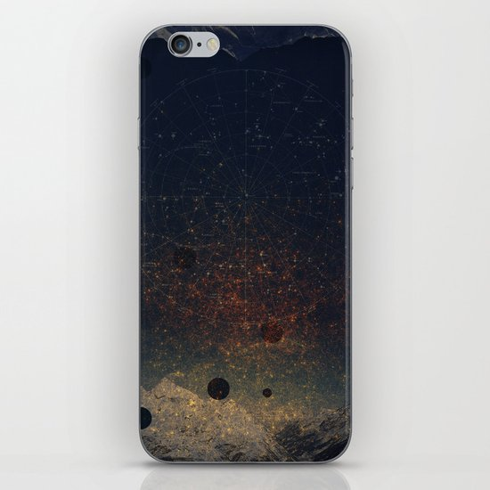 Sequence2 iPhone & iPod Skin