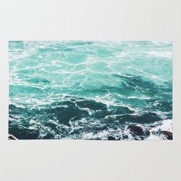Blue Water Rug