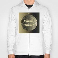 Planetary Mood 5b / Vertical Divergence 10-02-17 Hoody