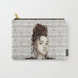 FKA Twigs - Carry-All pouches (black and white) Carry-All Pouch