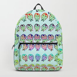 Many Faces (Rainbow) Backpack