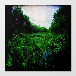 Prime NJ Swampland Canvas Print