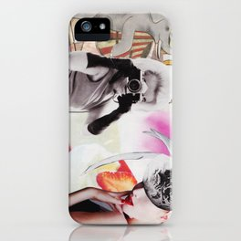 Monroe and Me iPhone Case