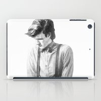 doctor who iPad Cases featuring Doctor Who by VAWART