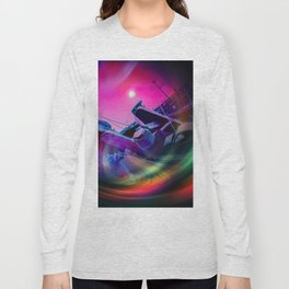 Our world is a magic - Time Tunnel 2 Long Sleeve T-shirt