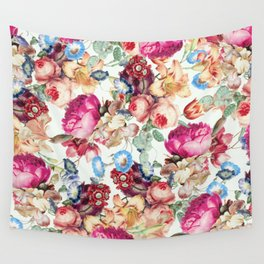 Floral Crush #society6 #decor #buyart Wall Tapestry