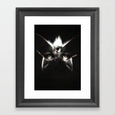 Tristan Framed Art Print