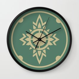 House of Eorl Wall Clock
