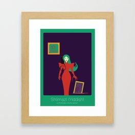 Found in Translation - Shlimazl Framed Art Print